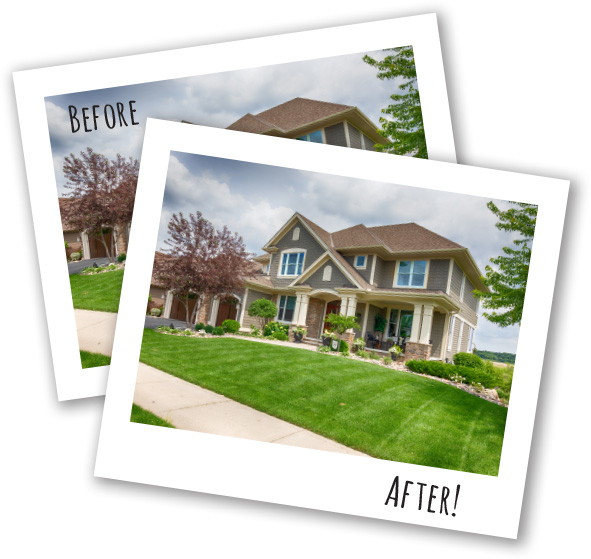 GroundKeeper - Show Us Your Before & After Photos to Win!